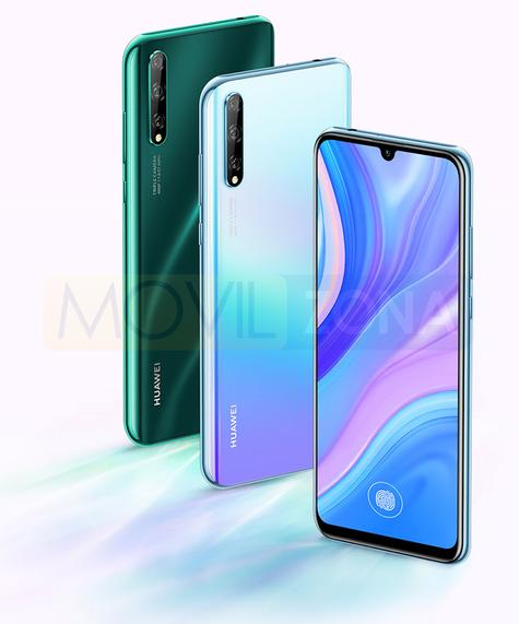 Huawei Enjoy 10s diseño