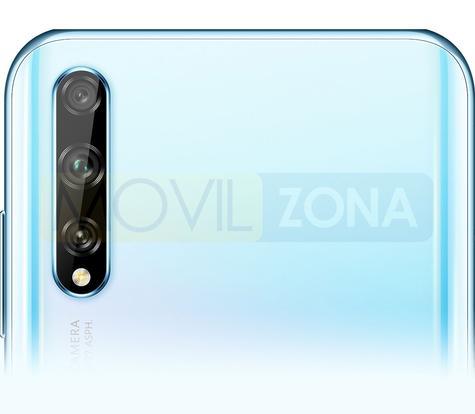 Huawei Enjoy 10s cámara