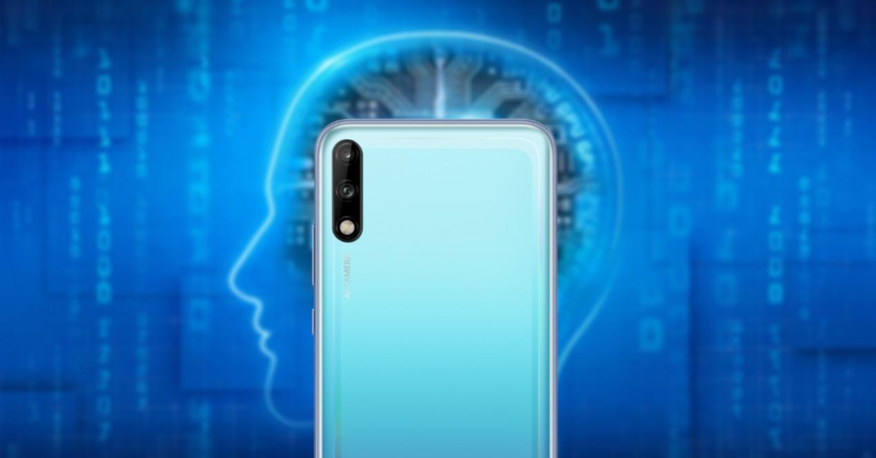 Huawei IA camara
