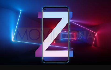 Huawei Nova 5Z pantalla