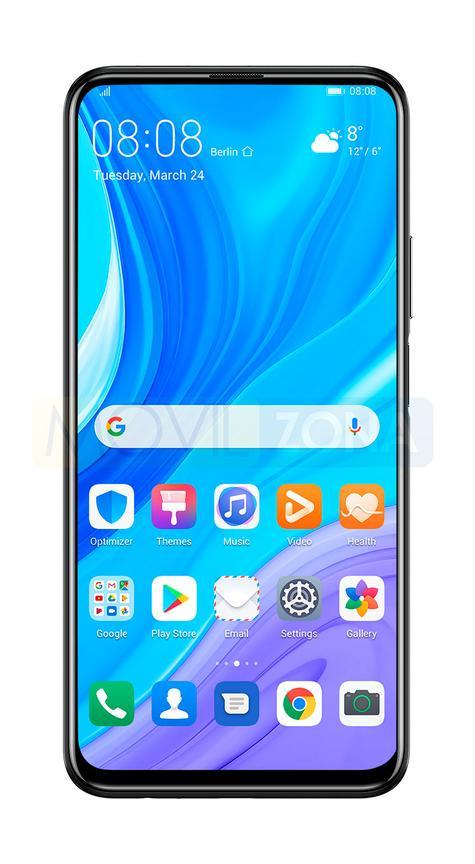 Huawei P Smart Pro frontal