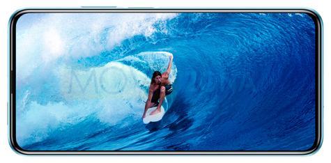Huawei P Smart Pro panrámico