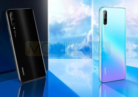 Huawei P Smart Pro negro y plata