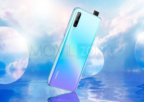 Huawei P Smart Pro cámara selfie