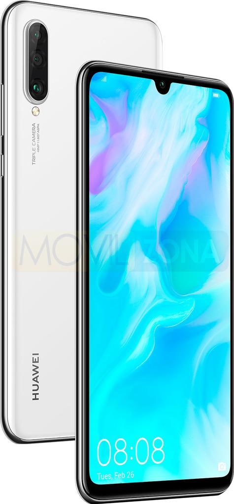 Huawei P30 Lite New Edition blanco