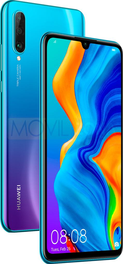 Huawei P30 Lite New Edition color