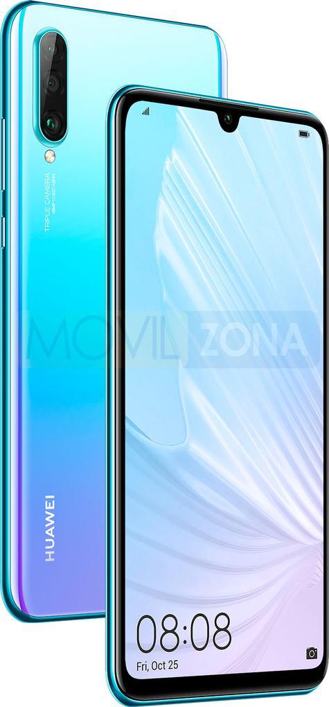 Huawei P30 Lite New Edition diseño