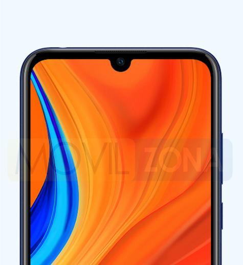 Huawei Y6s notch