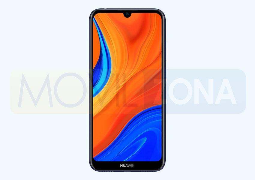 Huawei Y6s frontal