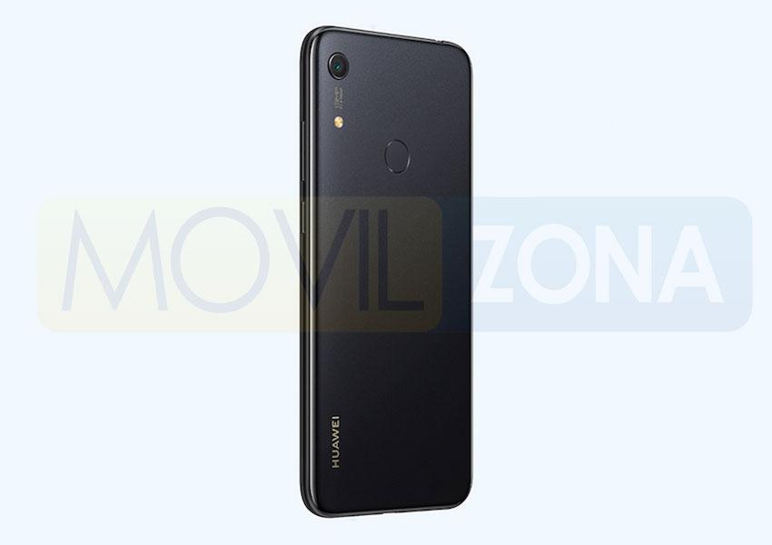 Huawei Y6s trasera