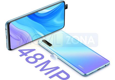 Huawei Y9s diseño