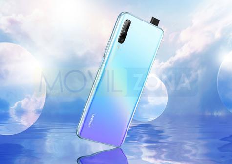 Huawei Y9s cámara
