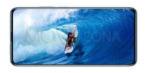 Huawei Y9s pantalla