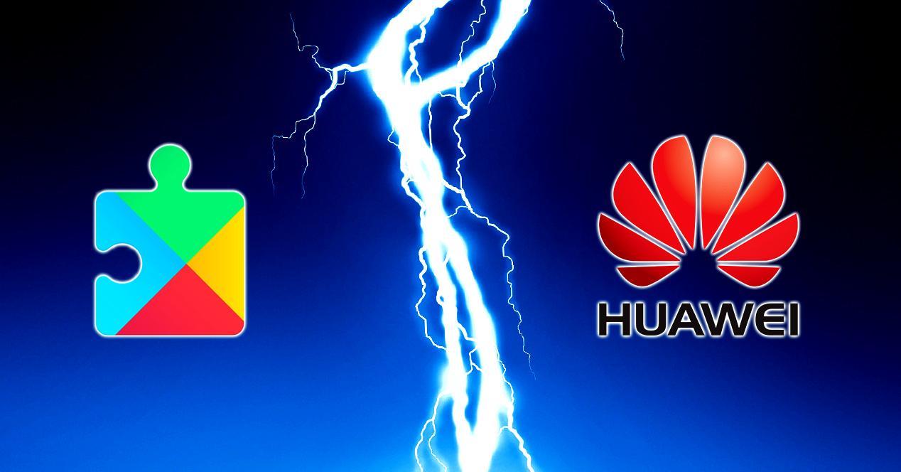 Huawei sin servicios de Google
