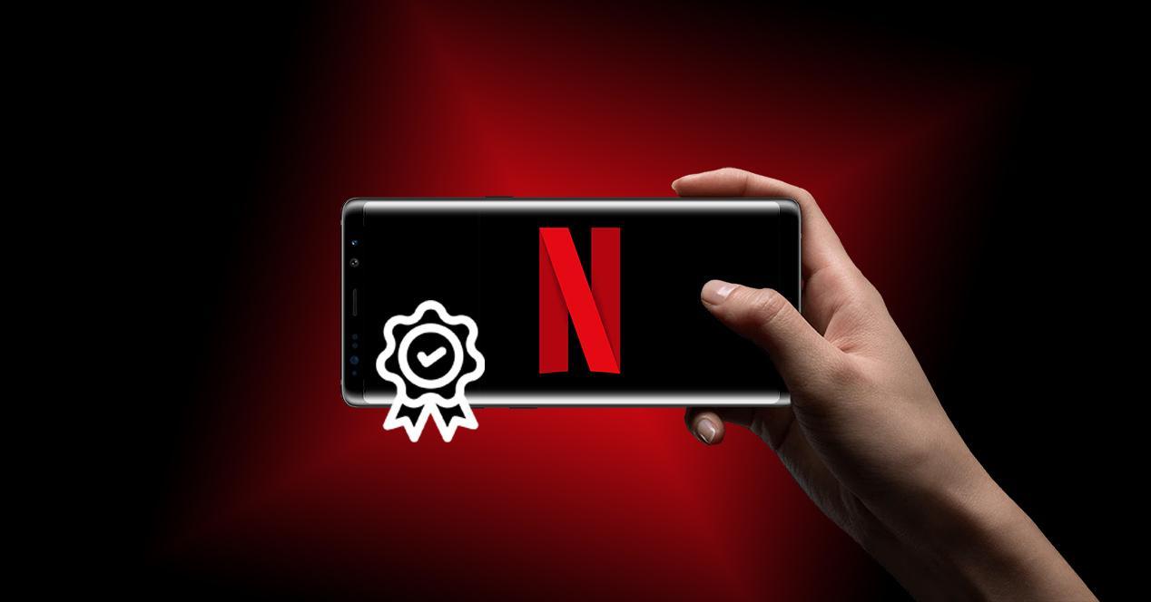 Mejorar calidad de imagen y sonido de Netflix en el móvil