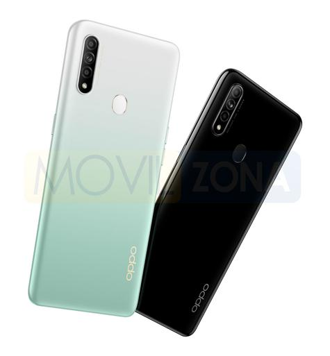 OPPO A8 colores