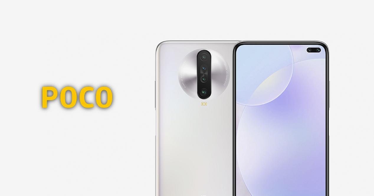 Pocophone X2 Concepto