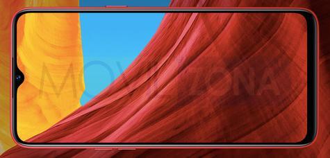 Real 5S pantalla