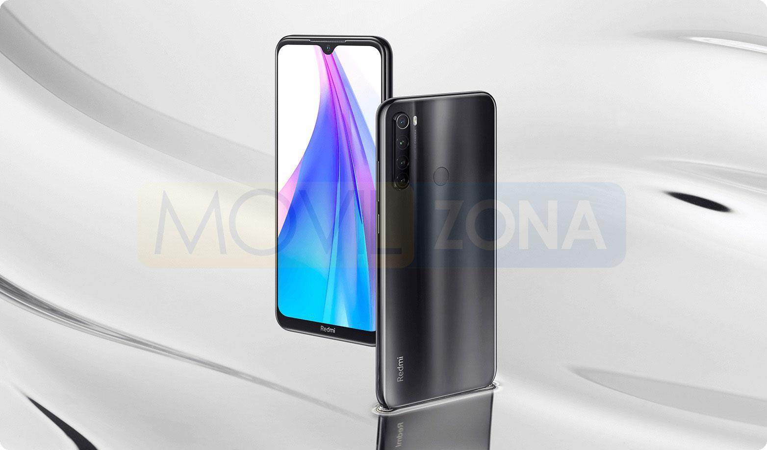 Redmi Note 8T negro