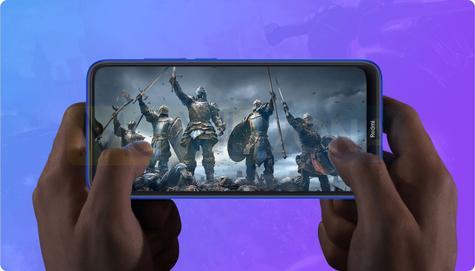 Redmi Note 8T pantalla