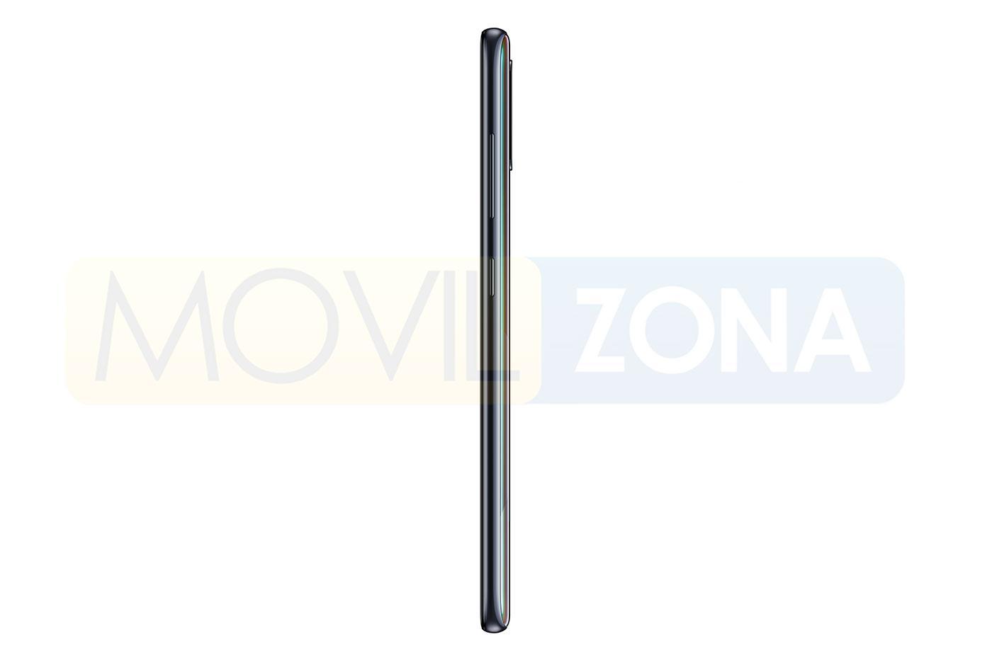Samsung Galaxy A51 lateral