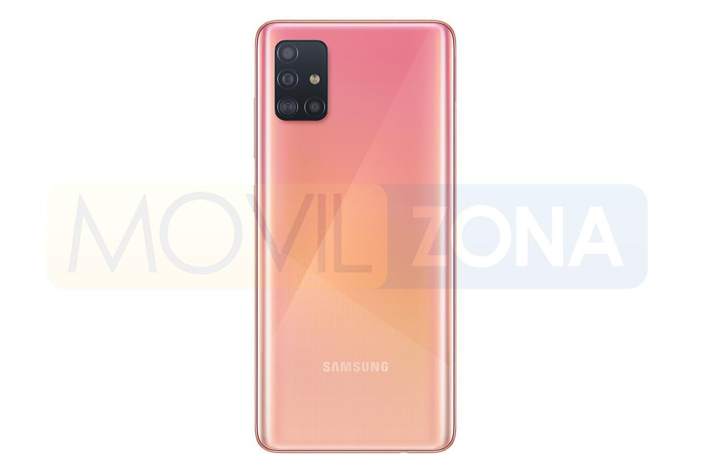Samsung Galaxy A51 rosa