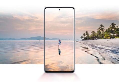 Samsung Galaxy Note10 Lite pantalla