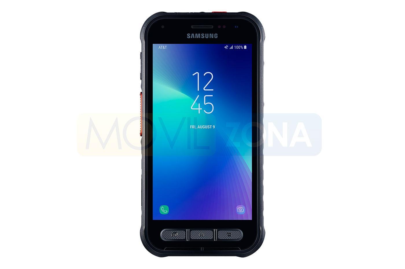 Samsung Galaxy XCover FiledPro pantalla