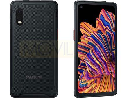 Samsung Galaxy XCover Pro diseño