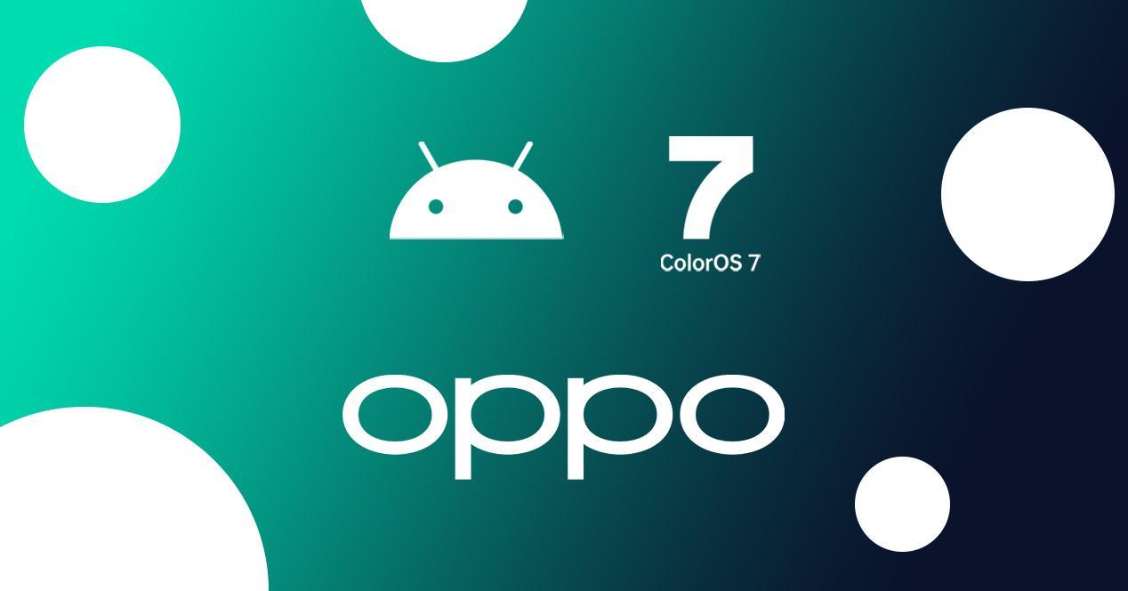 Actualización OPPO Android 10 con Color OS 7