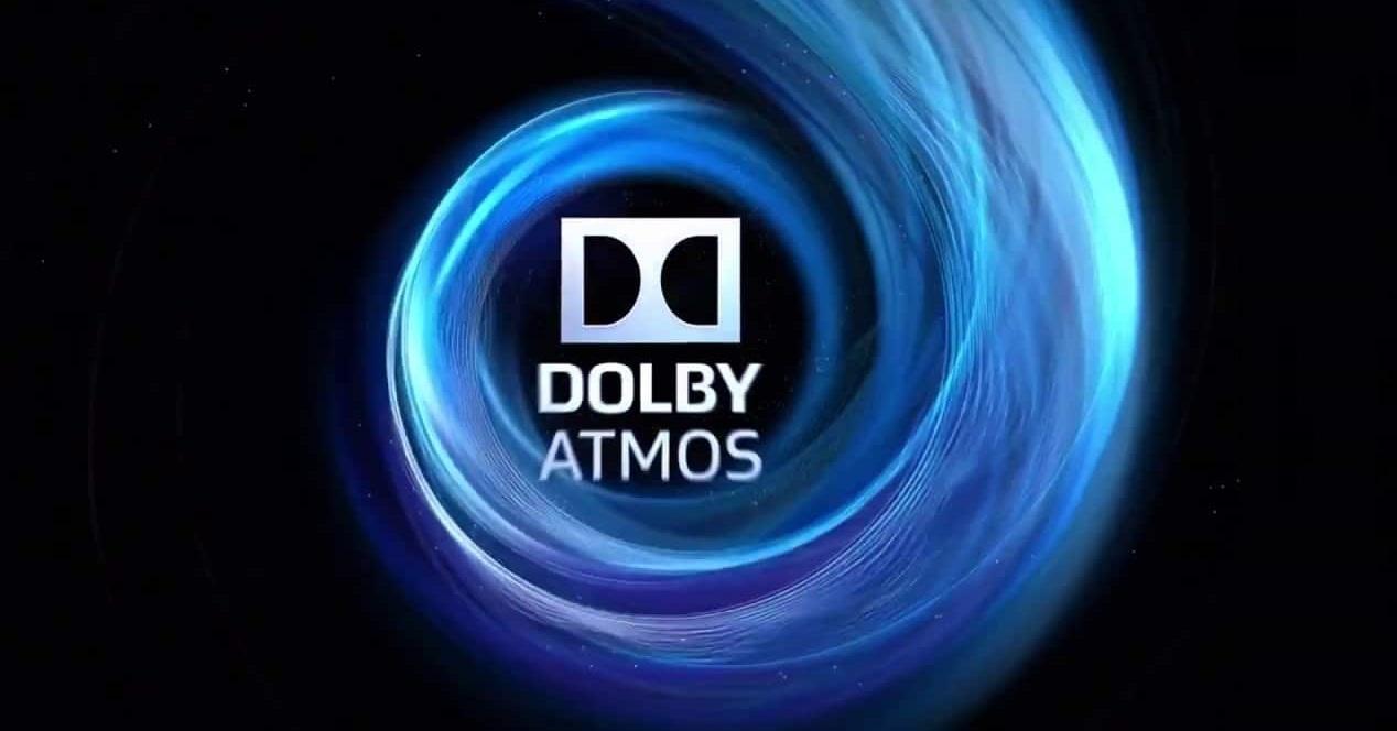 Dolby atmos logo negro
