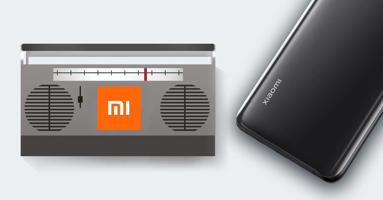 Escuchar la radio en móviles Xiaomi