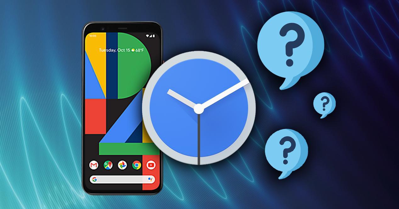 Google Pixel 4 loco alarma spotify
