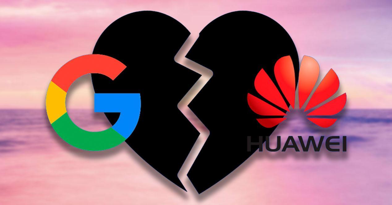 Google y Huawei