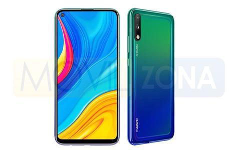 Huawei Enjoy 10 diseño