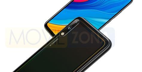 Huawei Enjoy 10 negro