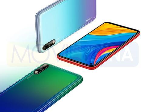 Huawei Enjoy 10 colores