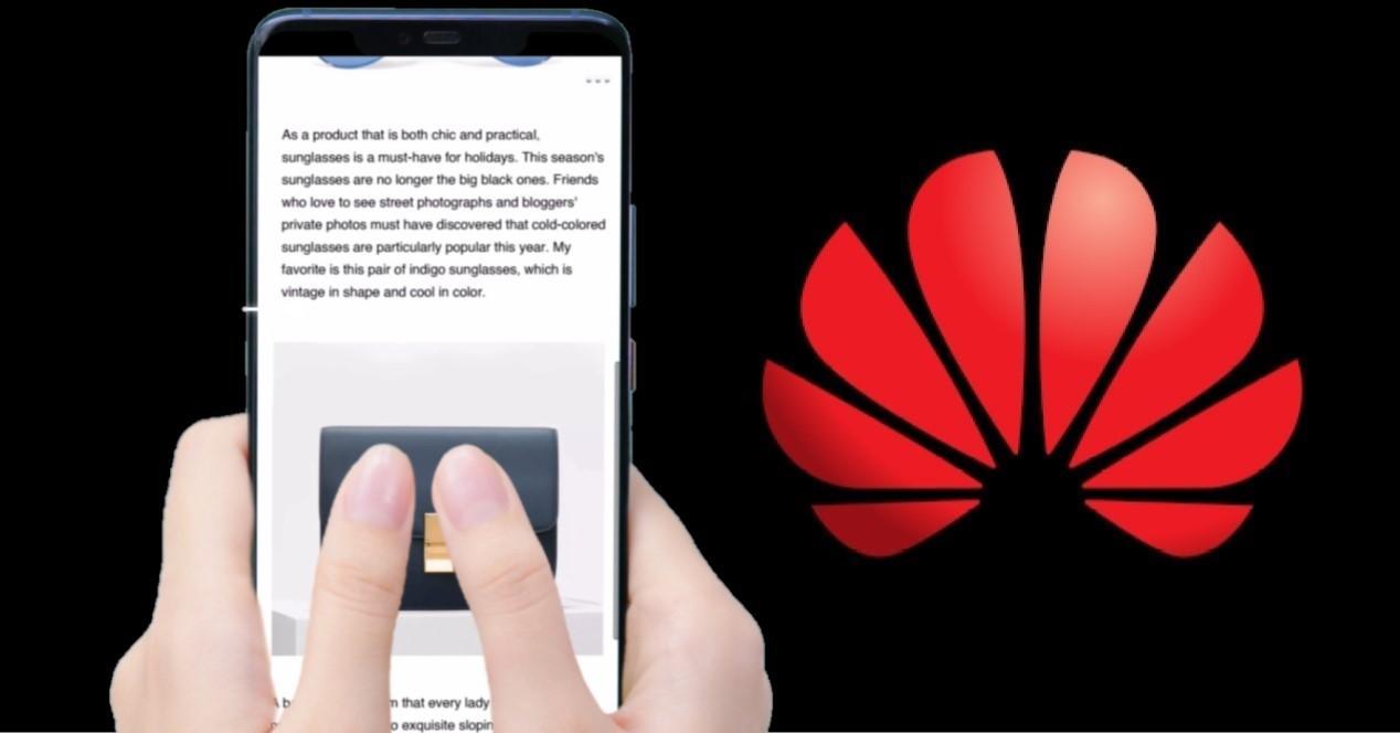 Huawei HiTouch portada