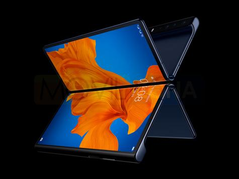 Huawei Mate Xs diseño