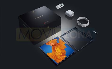 Huawei Mate Xs caja