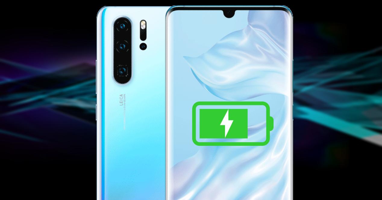 Huawei P30 Pro bateria
