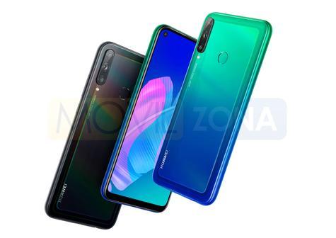 Huawei Y7p colores