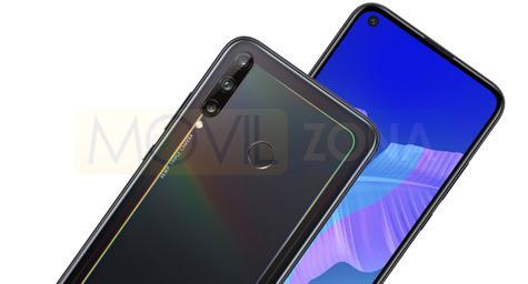 Huawei Y7p negro