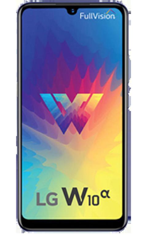 W10 Alpha