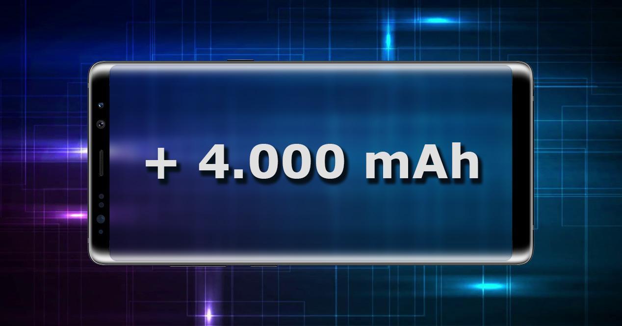 Moviles con más de 4000 mAh comprar