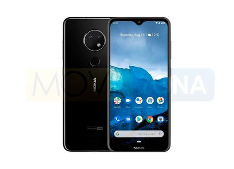 Nokia 6.2 negro