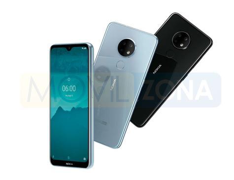 Nokia 6.2 colores
