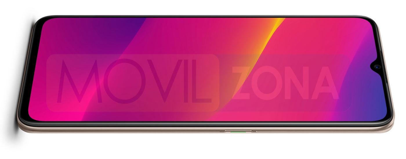 OPPO A5 2020 pantalla
