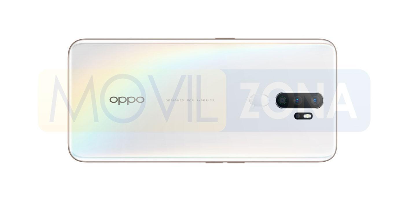 OPPO A5 2020 trasera