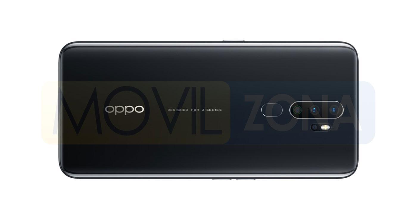 OPPO A5 2020 cámara